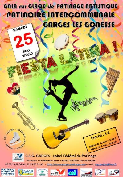 2019 05 25 affiche gala fiesta latina