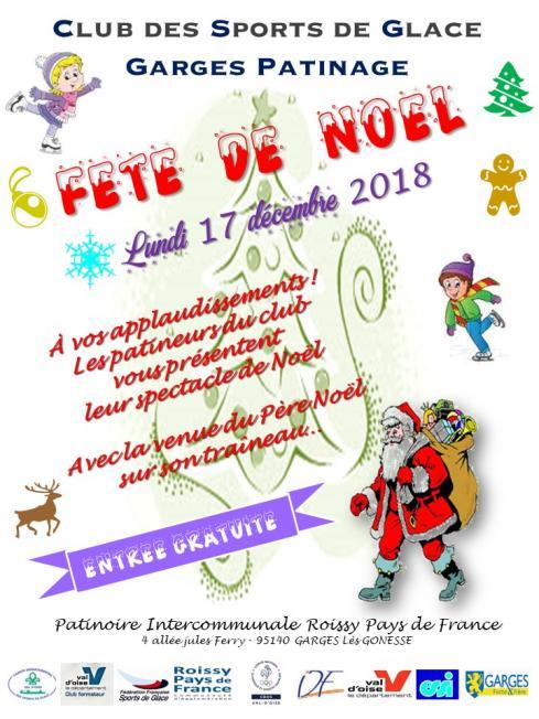 Affiche noel 2018